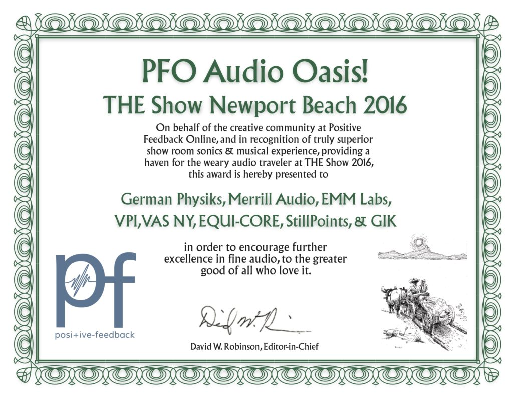 Audio_Oasis_German_Physiks_Merrill_VPI_etc